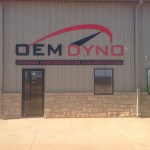 oem dyno custom sign by granite signs